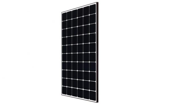 NeON R Series PV Modules by LG Solar