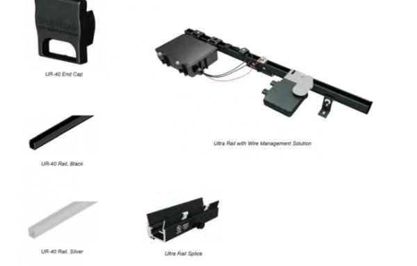 SnapNrack Ultra Rail – UR-40 Rail